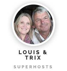 Louis And Trix Jones
